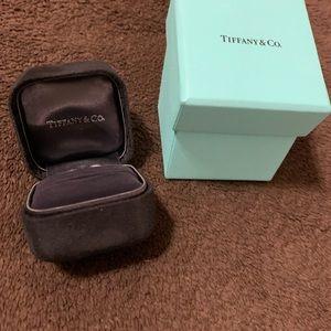 Tiffany Ring Box and Tiffany Box